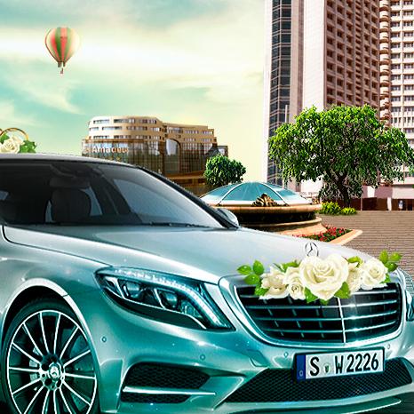 Дизайн для сайта по аренде автомобилей