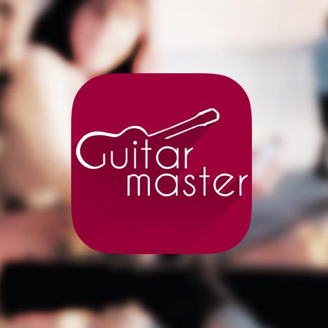 Дизайн для мобильного приложения Guitar Master